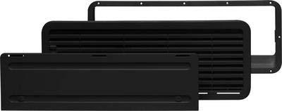 Preisvergleich Produktbild Dometic-Lüftungsgitter- Set LS 200,  schwarz