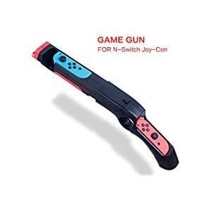 Game Controller kompatibel mit Switch Shooting Games Wolfenstein 2: The New Colossus, Big Buck Hunter Arcade – Switch…