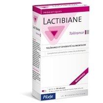 Pileje Lactibiane Tolérance 30 Gélules