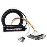 Rapco Horizon SMC1604FBX-50 StageMASTER 16x4 50 Feet Audio Snake with XLR Returns