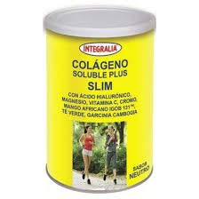 Colágeno Soluble Plus Slim Sabor Neutro 400grs