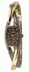Reloj DKNY Dkny de cuarzo para mujer con correa de acero inoxidable, color multicolor de DKNY