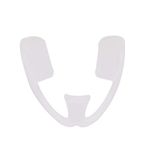 Wytino Dental Tray, Mundschutz für Zähneknirschen Boxen Fußball Mundstraffer Trays reduzieren oder beseitigen Schnarchen (Kinder-fußball-mundschutz)