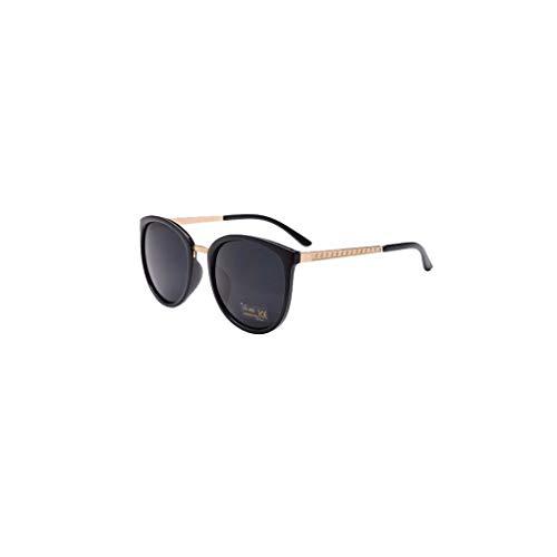 Oversized Sonnenbrille Polarisiert für Damen/Dorical Mode Damenbrillen Übergroße Sonnenbrille mit...