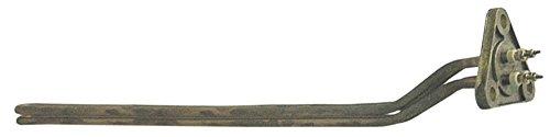 La San Marco Heizkörper für Kaffeemaschine 4000W 220V Länge 555mm Breite 26mm 2 Heizkreise Höhe 59mm Anschluss 1/8' H1 25mm