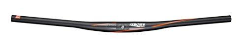 Controltech MST AL7050Flat Top Bar, 35x 800mm, schwarz, rot Aufkleber