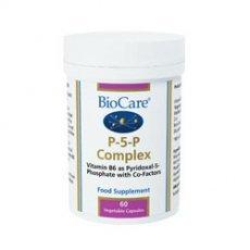 Biocare P5P Complex Vegetable - Pack of 60 Capsules Test