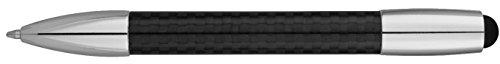 Monteverde Kugelschreiber M1 Carbon mit Lederetui