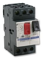 CIRCUIT BREAKER, 3 POLE, 1A TO 1.6A GV2ME06 By SCHNEIDER ELECTRIC / TELEMECANIQUE 1 Circuit Breaker