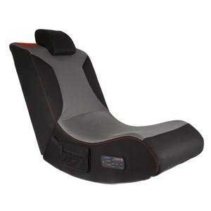 Wired Gaming Chair with Built in Sub Woofer, Surround Sound Speakers & Adjustable Headrest