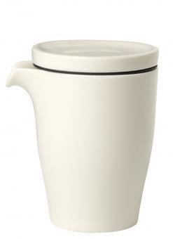 Villeroy & Boch Coffee Passion Kaffeekanne, doppelwandig mit Deckel, professionelles Kaffee-Geschirr...