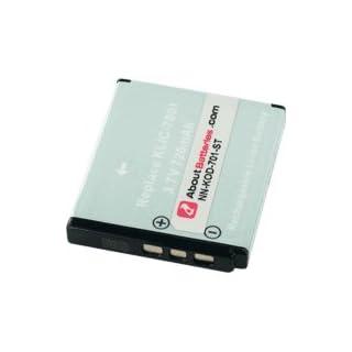 Battery for KODAK EASYSHARE M753 Series, 3.7V, 720mAh, Li-Ion