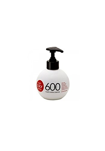 REVLON NUTRI COLOR CREME Nr.600 Feuerrot 250 ml