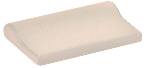 EARTHLITE Massagekissen Nackenkissen Contour - Komfortabler Support für Massageliegen (33 x 15 x 7,6 cm) (Nackenrolle Massage Earthlite)