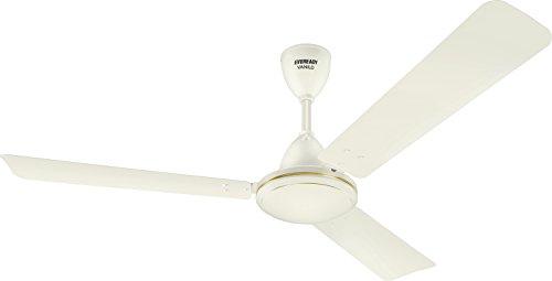 Eveready Vanilo 1200mm 3 Blades Ceiling Fan (Cream)
