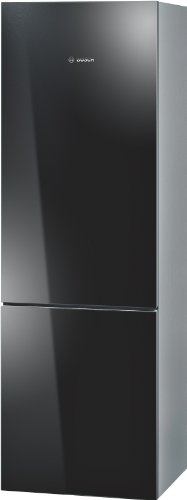 Bosch KGN36SB40 Serie 8 Kühl-Gefrier-Kombination / A+++ / Kühlen: 219 L / Gefrieren: 66 L / schwarz / NoFrost / Flaschenrost