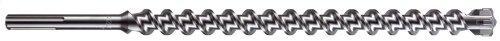 Metabo - Broca martillo metal duro sds-max 4 filos