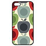 Populär Brand Logo Orla Kiely (OK Cover Case for Apple iPhone 5/5S/SE Orla Kiely (OK) High-Quality Silicone Bumper Case Skin for Apple iPhone 5/5S/SE Orla Kiely Orla Kiely (OK) Telephone Box (OK) Tpu Bumper Case