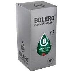 Paquete de 12 sobres bebida Bolero sabor Sandía