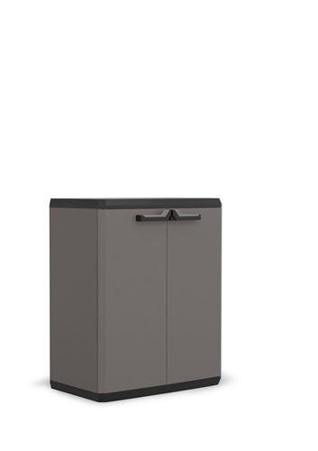 Keter 9729000 armadio basso, grigio, 68x39x90 cm