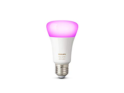 Philips Hue Personal Wireless Lighting Smart 8718696725603 Bulb 10 W White - (White, 220 - 240, 110 mm, 2.6 cm)