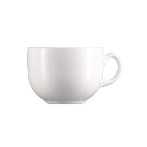 Luminarc ARC 71119 Jumbotasse, 720 ml, Opalglas, weiß, 1 Stück