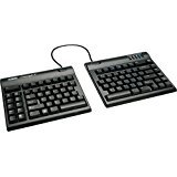 Kinesis Freestyle2 Tastatur (US-Tastenlayout QWERTY)