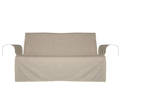 Cotton & color arredo salvadivano, tela, beige, 225x174x0.5 cm (3 posti)