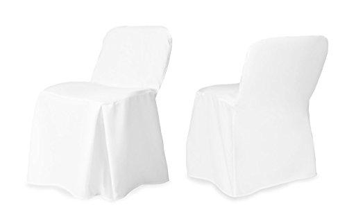 Stuhlhusse für Konferenzstühle, Bankettstuhlhusse Modell: LONDON