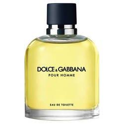 Dolce & Gabbana Pour Homme Eau de Toilette en flacon Eau de Toilette en vaporisateur 125 ml