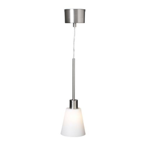 IKEA JANUARI - Cord set with diffuser nickel-plated