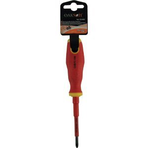 Oakson 763400 Tournevis Electrique Pozidriv Elect PZ, 1x8 mm