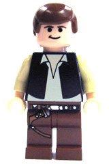 LEGO STAR WARS - Minifigur HAN SOLO (Leia Und Han)