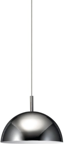 Philips Roomstylers Metal Suspension Light - (Chrome and 60-Watt) - 40228/11