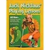 Jack Nicklaus' Playing lessons by Jack Nicklaus (1981-08-02)
