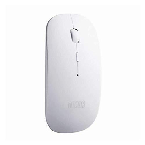 mouse per tablet TONOR Mouse Wireless Bluetooth 3.0 Ottico Ultra Sottile Portabile 800/1200/1600 DPI Bianco