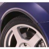 E-Tech Rouleau de ruban adhésif protège-peinture pour garde-boue auto 5 m (Noir)