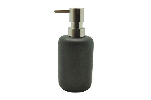 opportunity-35fh145975271-beton-distributeur-a-savon-resine-ciment-fibre-sable-gris-16-cm