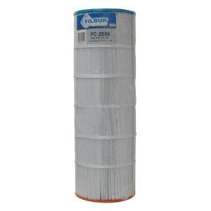 Filbur FC-2550 antimikrobielle Ersatzfilterpatrone für Sta-Rite TX 100 Pool und Spa Filter