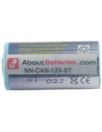 Batteria per BELL AND HOWELL PZ3300, 3.0V, 500mAh,