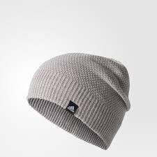 adidas Classic Reversible Bonnet Mixte Enfant, Medium Grey Heather/Black/White, FR : Taille Unique (Taille Fabricant : OSFY)