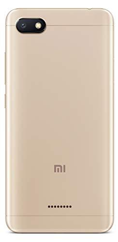 Redmi 6A (Gold, 2GB RAM, 16GB Storage)