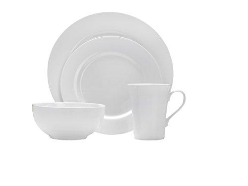 Mikasa Delray 40-Piece Bone China Dinnerware Set, Service for 8 -