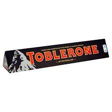 Toblerone Dark Chocolate Bar 360 Gram
