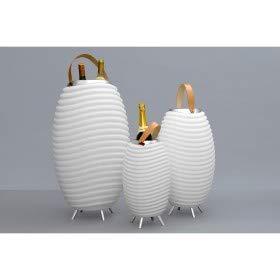 Kooduu Synergy 65 10 W Weiß - Tragbare Lautsprecher (Full range, 10 W), Weiß