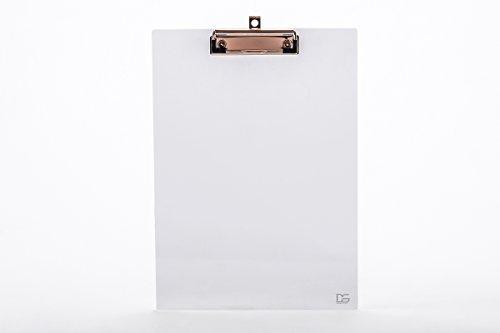 draymond Story Acryl Office Supplies Bundle 1) Buch Ende 1) Klemmbrett (Desktop Stationery)