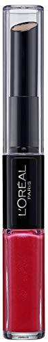 L'Oréal Paris Lippenstift Indefectible 701 Captivated by Cerise, 1er Pack -