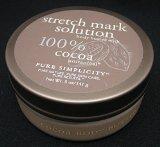 Pure Simplicity Cocoa Body Butter Stretch Mark Solution, 5oz.