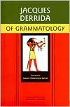 Of Grammatology (text only) Corrected edition by J. Derrida.G. C. Spivak