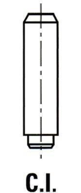 IPSA VG076700 Ventilfhrungen